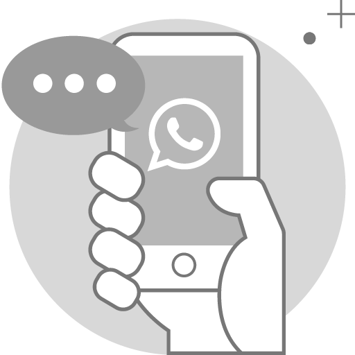 Site integrado ao WhatsApp