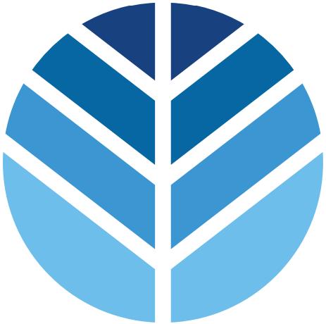 Símbolo da identidade visual Floresta Azul